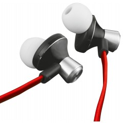 Cabo In-Ear headphones red