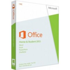 MS Office 2013 Thuisgebruik en Studenten 1 User NL